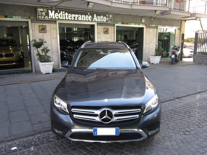 Mercedes GLC 250d 4 Matic