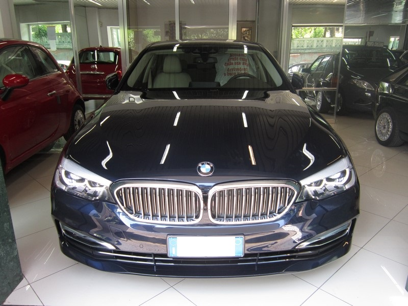 Bmw 520d Luxury
