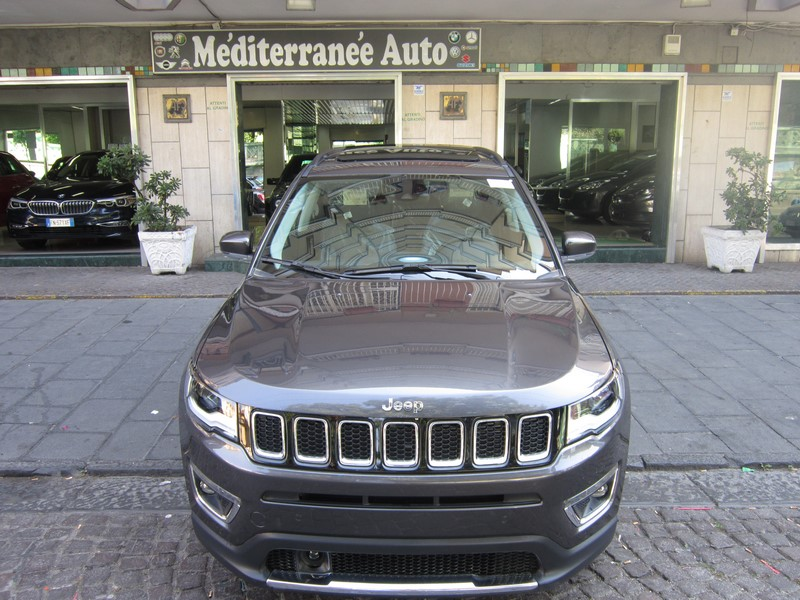 Jeep Compass Limited KM 0